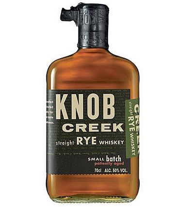 Knob Creek RYE Small Batch Whisky