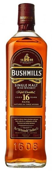 Bushmills16 years old Irish Whisky