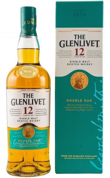 Glenlivet 12 years Single Malt Whisky