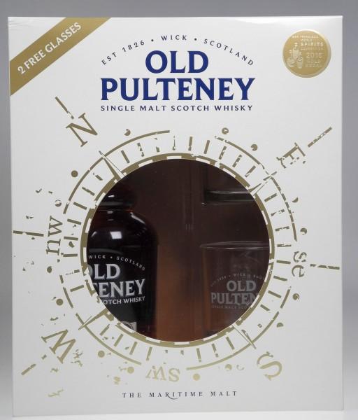 Old Pulteney GP GLAS 12 years old single Malt Whisky