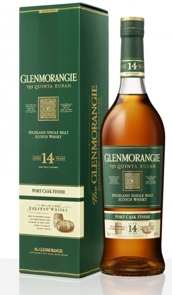 Glenmorangie Port Cask QUINTA RUBAN 14 years Whisky
