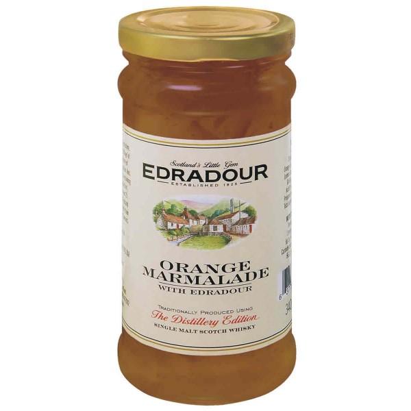 Edradour Whisky - Orangen Marmelade