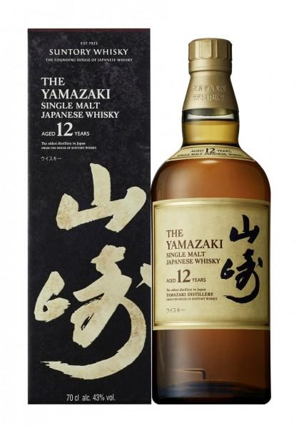 Yamazaki 12 years Whisky
