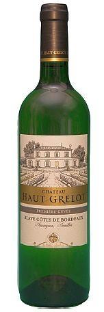 2019er Chateau Haut Grelot Entre deux Mers blanc