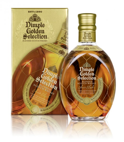 Dimple Blended Rare old scottish Whisky