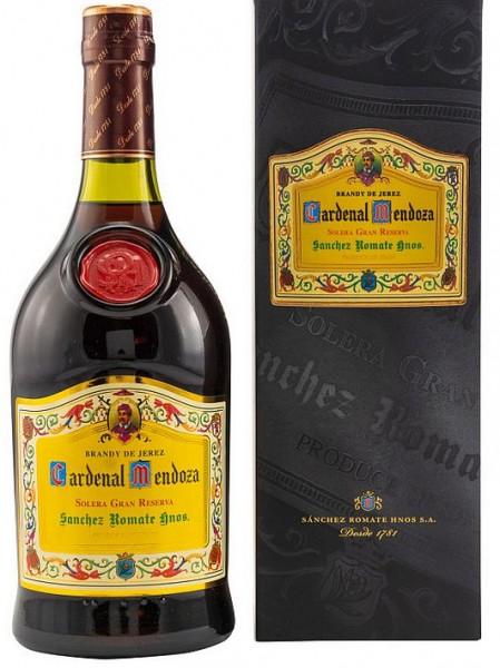 Cardenal Mendoza Brandy Gran Reserva Jerez