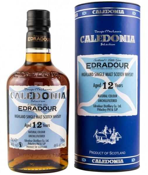 Edradour 12 years Caledonia Single Malt Whisky