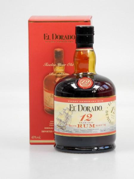 El Dorado 12 years Guyana Rum