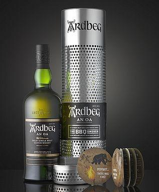 Ardbeg SMOKER An Oa Islay Single Malt Whisky