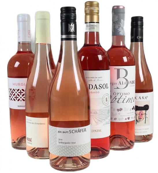 Das Rosé Paket zum Kennenlernen