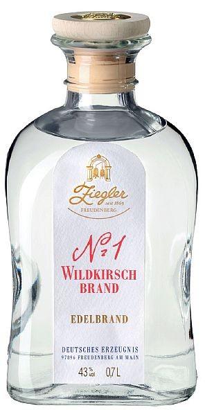 Zieglers No 1 Wildkirschbrand