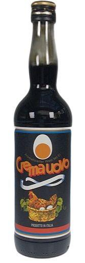 Alibrianza Crema All Uovo - Marsala mit Ei
