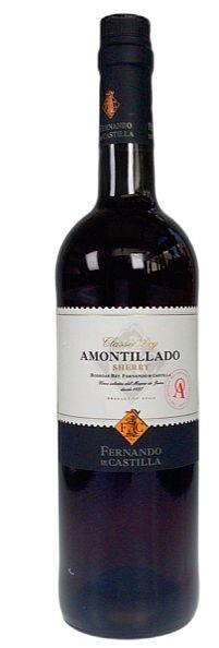 Fernando de Castilla Amontillado - Rare Old Premium Sherry