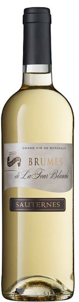 2018er BRUMES de La Tour Blanche Sauternes 0,375 l