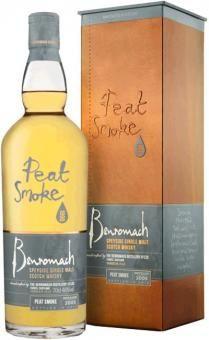 Benromach Peat Smoke Vintage Speyside Single Malt