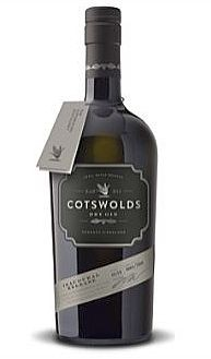 Cotswolds dry Gin unchill filtered