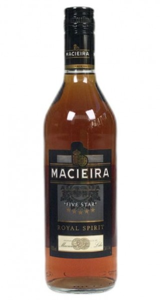 "Macieira ""Five Star"" Royal Brandy"