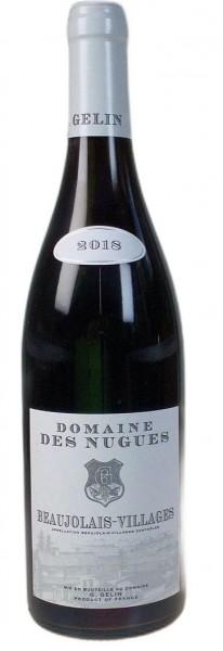 2018er Domaine Nugues Beaujolais Rouge AOC