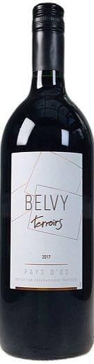 2017er Belvy Terroirs Languedoc Rouge LITER