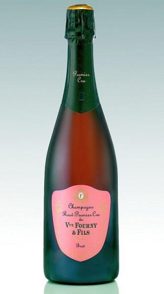 Veuve Fourny Grand Rosé brut 1er Cru Champagne