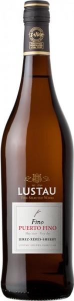 Lustau Sherry Fino del Puerto dry