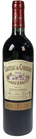2016er Chateau de Cornemps Bordeaux Superior