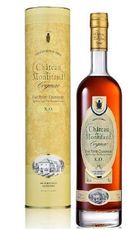 Chateau Montifaud Cognac XO 0,35 l