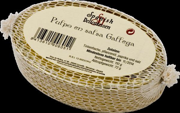 Spanish Delicatessen Pulpo in Öl