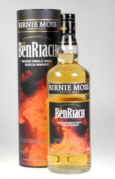 Benriach Peated Burnie Moss Single Malt Whisky