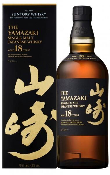 Yamazaki 18 years Whisky