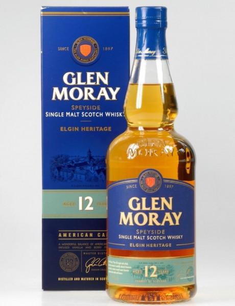Glen Moray 12 years Single Malt