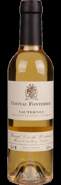 2009er Chateau Fontebride Sauternes 0,375 l