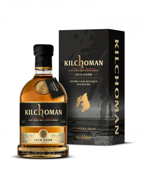 "Kilchoman ""Loch Gorm"" Sherry cask Islay Whisky 2019er Edition"