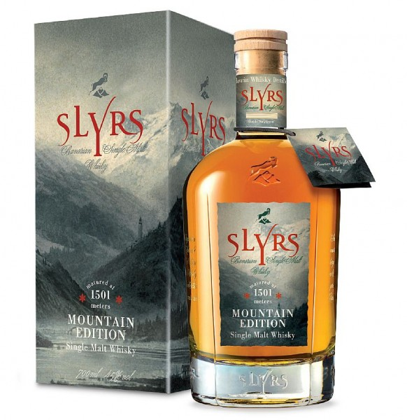 Slyrs Mountain Edition Bavarian Single Malt Whisky Schliersee
