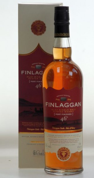 Finlaggan Islay Single Malt PORT CASK Whisky