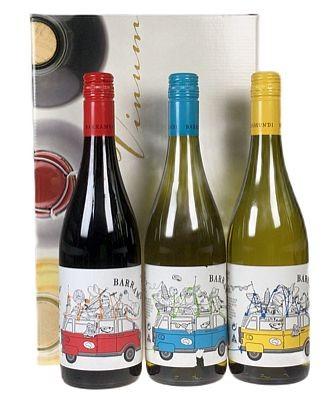 3er Barramundi Weinsortiment