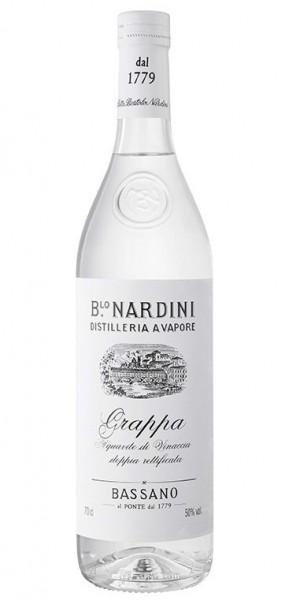 Nardini Grappa Bianca Liter 50%vol