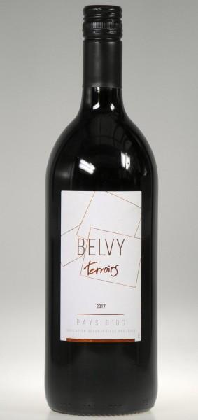 2016er Belvy Terroirs Languedoc Rouge LITER