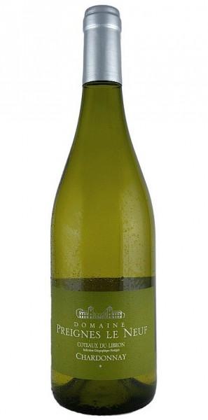 "2019er Domaine Preignes les Neuf Chardonnay ""Elegance"""