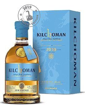 Kilchoman VINTAGE 2010 Islay Single Malt Whisky