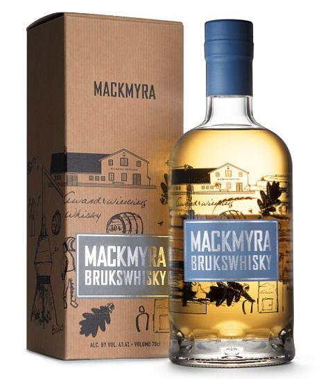 Mackmyra Bruks Whisky Svedish Single Malt