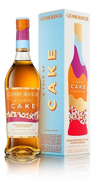 Glenmorangie CAKE Single Malt Tokaji finish Whisky
