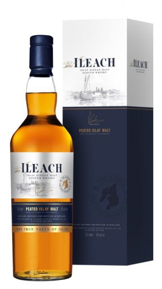 The Ileach Islay Single Malt Whisky