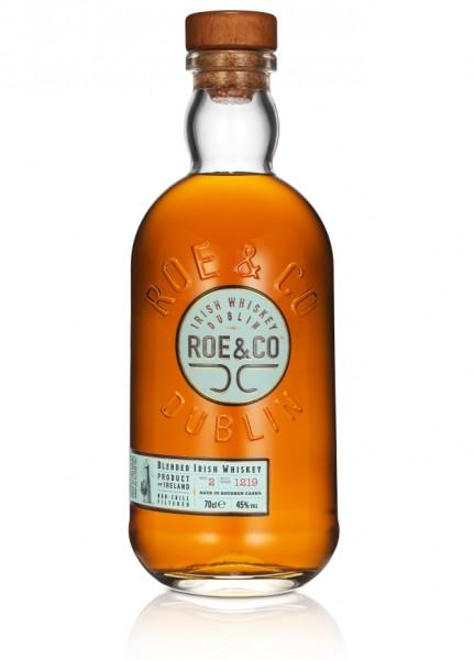 Roe & Co Irish Whiskey triple distilled