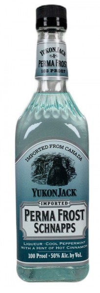Yukon Jack Permafrost Whisky Likör